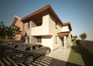 casa din caramizi ecologice